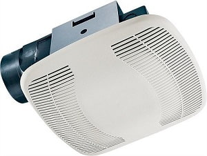 Air King BFQ 90 High-Performance Bath Fan, 90-CFM