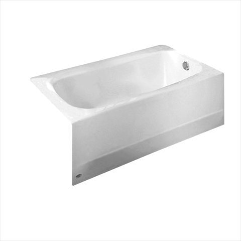 American Standard 2461.002.011 Cambridge Soaking Bathtub Right Hand