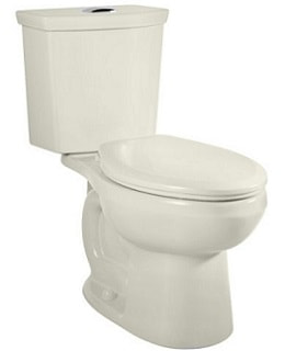 American Standard 2886.216.222 H2Option Siphonic Dual Flush Right Height Elongated Two-Piece Toilet-min