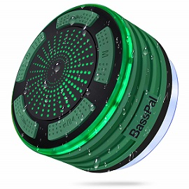 BassPal Shower Speaker