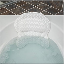Bath Haven Luxurious Bath Pillow for Women & Men