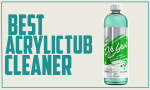 Best Acrylic Tub Cleaner