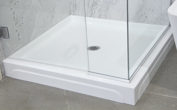 Best shower base options