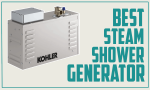 Best Steam Shower Generator