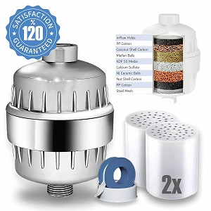 Captain Eco Shower Filter