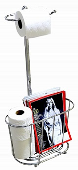 DecoBros Toilet Tissue Paper Roll Holder