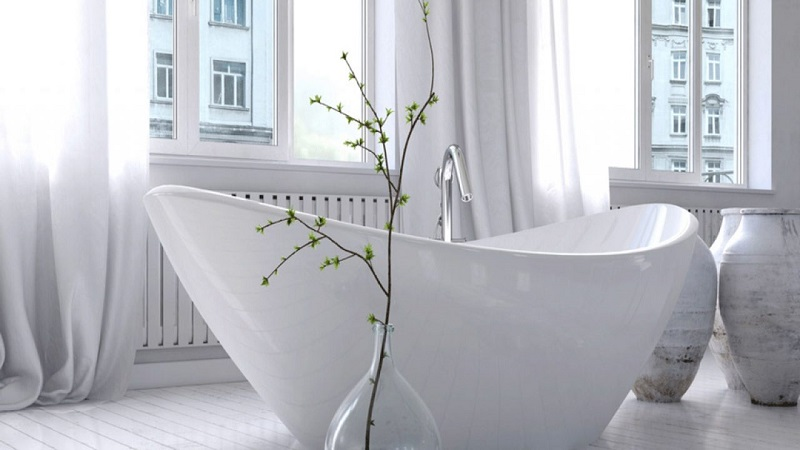 Different Types of Tub