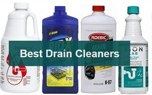 Drains in Clear Operation