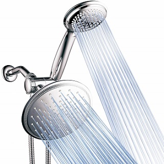 DreamSpa 3-Way Rainfall Shower Head