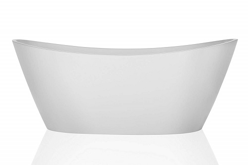 "Empava 67"" Luxury Freestanding Acrylic Soaking SPA Tub"