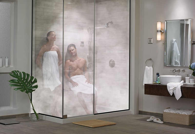 Health Benefits of a Steam Shower