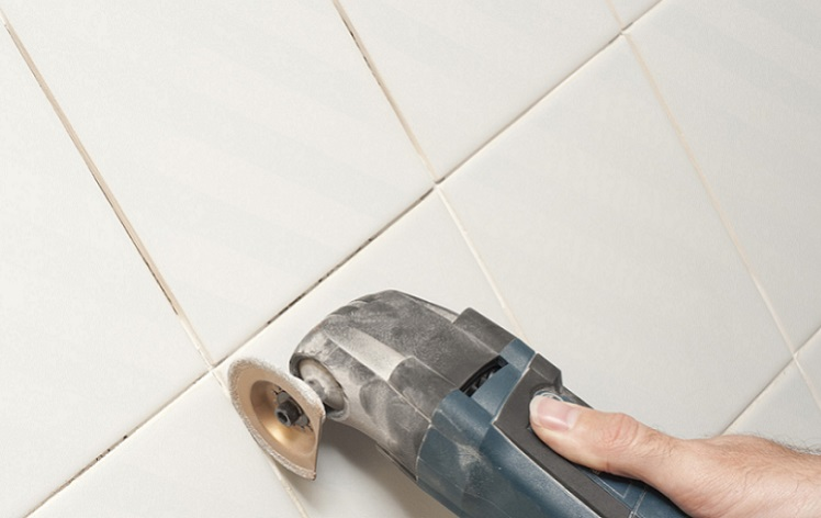 How to Remove Mold from Tile Grout