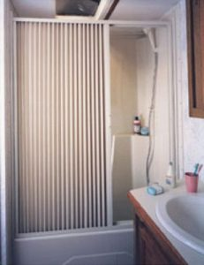 Irvine 3657SW Shower Door