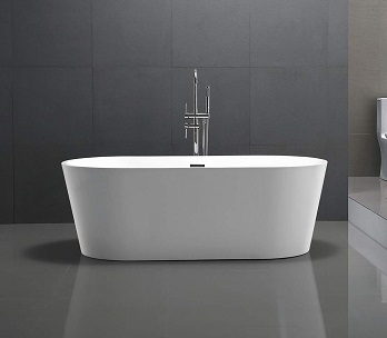 KIVA RHYME 59 Freestanding Bathtub
