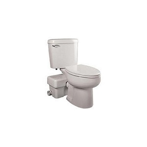Liberty Pumps ASCENTII-ESW 1-2 HP 115VESW Macerating Toilet