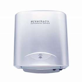 PENSON & CO. Super Quiet Automatic Electric Hand Dryer