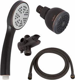 RV Showerhead High-Pressure Combo