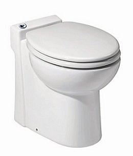 Saniflo 023 Sanicompact Self-Contained Toilet