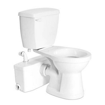 Saniflo SaniPLUS Macerating Upflush Toilet