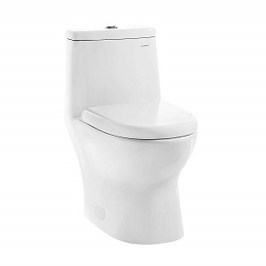 Swiss Madison SM-1T112 Ivy One Piece Elongated Toilet
