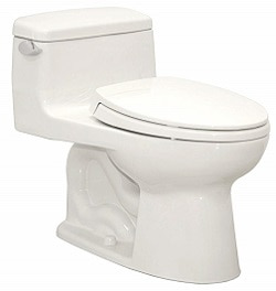 TOTO MS864114#01 Supreme Elongated One Piece Toilet