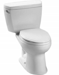 Toto CST744EF.10No.01 Eco Drake Two-Piece Toilet