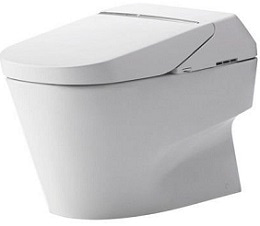 Toto MS992CUMFG#01 Neorest 1.0 GPF and 0.8 GPF 700H Dual Flush Toilet