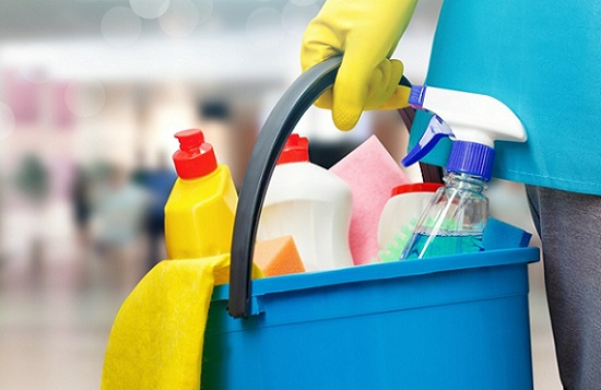 Use the Right Cleaning Agents