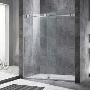 WOODBRIDGE Frameless Sliding Shower Door
